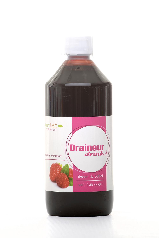 NaturolabDraineur Drink + - Naturolab