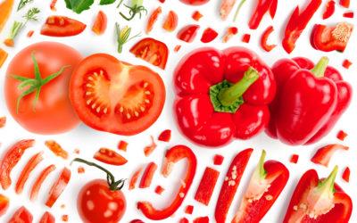 Le lycopène, pigment rouge des fruits et légumes de l'été